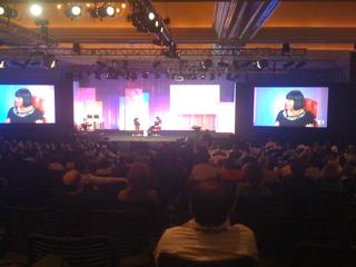 Eve Ensler at D7